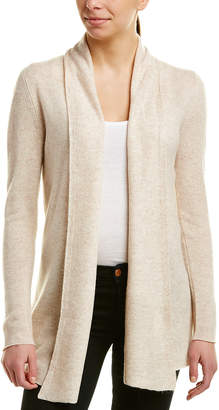 In Cashmere Incashmere Long Sleeve Cashmere Cardigan