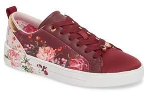Ted Baker Giellip Floral Sneaker