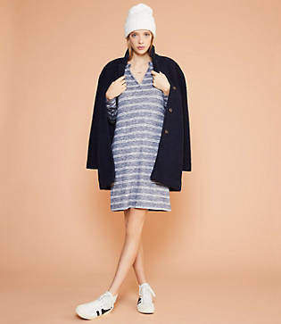Lou & Grey Brushline Pocket Dress