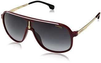 Carrera Men's 1007/s Aviator Sunglasses 62 mm