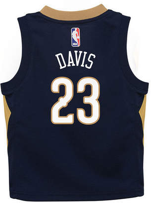 Nike Anthony Davis New Orleans Pelicans Icon Replica Jersey, Infants (12-24 Months)