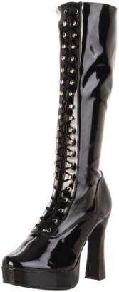 Pleaser USA Women's Electra-2023/B Knee-High Boot