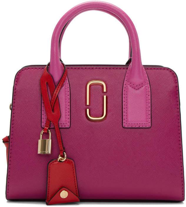 Marc Jacobs Pink Little Big Shot Bag