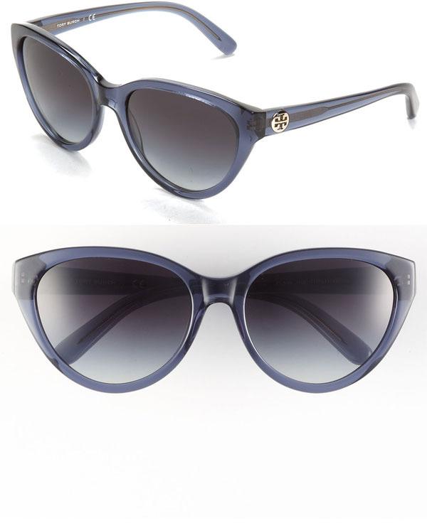 Tory Burch 57mm Retro Sunglasses