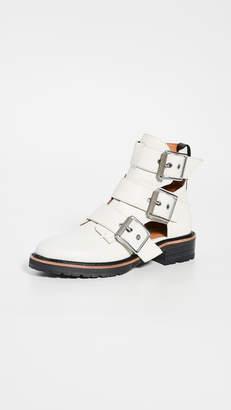 Rag & Bone Cannon Buckle II Boots