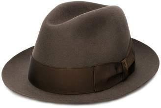 Borsalino soft brim fedora hat