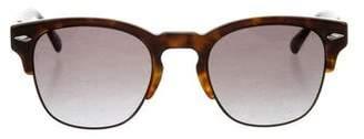 Zac Posen Aascott Tinted Sunglasses