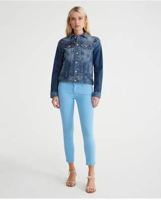 AG Jeans The Prima Crop - Arctic Chill
