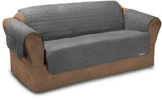 Sure Fit Microsuede Sofa Protector