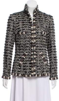 Chanel Paris-Bombay Metallic Jacket