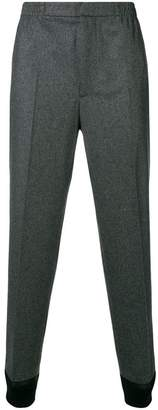 Alexander McQueen tailored track pants