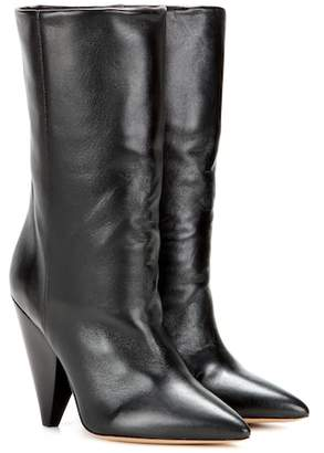 Isabel Marant Lexing leather boots