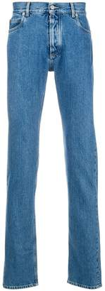 Maison Margiela regular fitted jeans