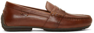 Polo Ralph Lauren Brown Reynold Loafers