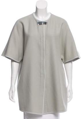 Emporio Armani Short Sleeve Short Coat