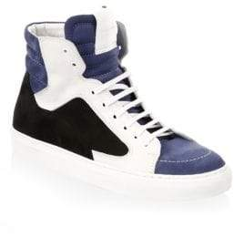 Public School Leather Artel High Tops