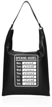 Elizabeth and James Opening Hours Bodega Bag