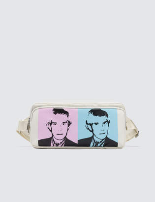 Calvin Klein Jeans Warhol Self Portraits Sling Bag