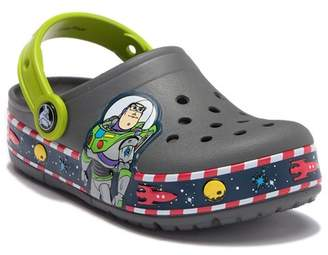 Crocs Fun Lab Buzz Lights Clog (Toddler & Little Kid)