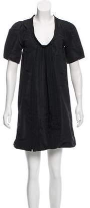 Miu Miu Mini Shift Dress