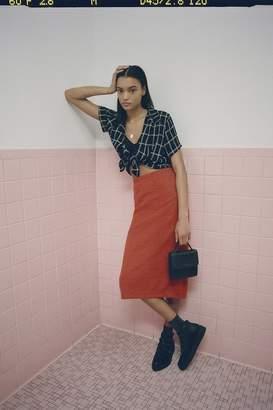 Stussy Faye Midi Skirt