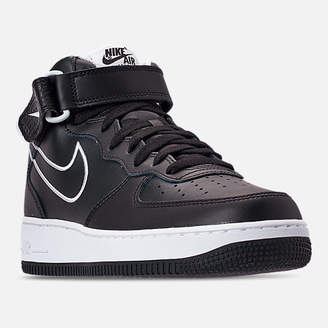 Nike Men's Force '07 Mid Leather Casual Shoes