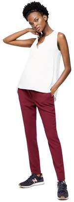 J.Crew Hatch CollectionHatch The Open V-Neck Top