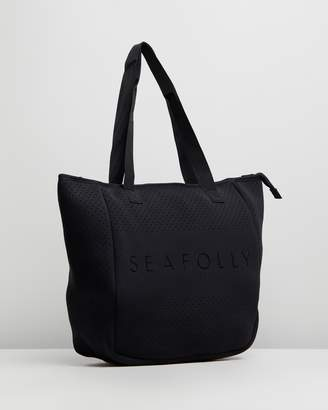 Seafolly Perforated Neoprene Tote