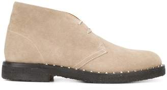 Valentino Rockstud desert boots