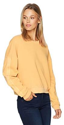 Stateside Women's French Terry with Tape Top