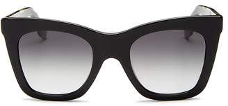 Marc Jacobs Square Sunglasses, 50mm