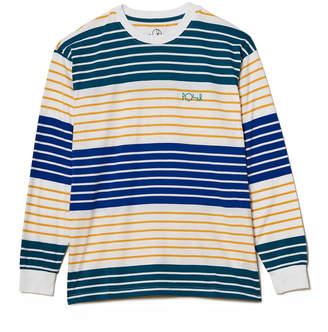 Polar Skate Multi-Colored Long-Sleeve Tee