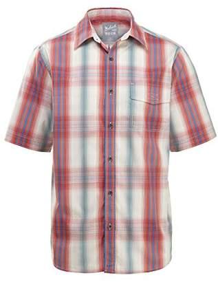 Woolrich Men's Desert View Short Sleeve Modern Fit Shirt