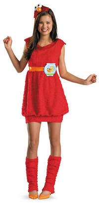 BuySeasons Elmo Big Girls or big Girls Costume