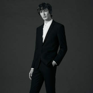 Sandro Light and flowing suit jacket