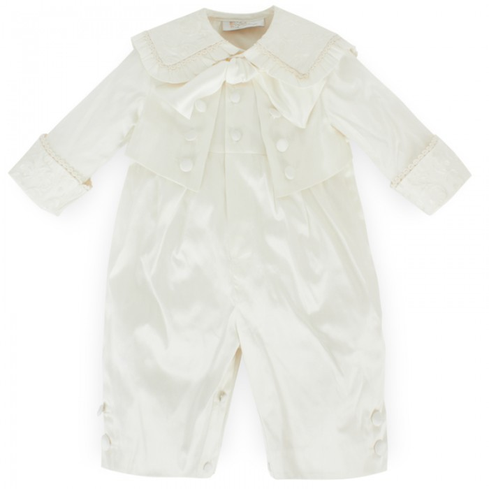 Little Darlings Ivory Montgomery Suit