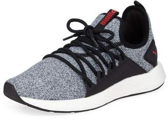 brand new 3453b db279 Puma Men s Nrgy Neko Mesh-Knit Sneakers