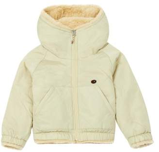 Bellerose Habitat Faux Fur Reverisble Down Jacket