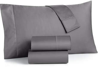 Charter Club Damask King 4-Pc Sheet Set, 550 Thread Count 100% Supima Cotton