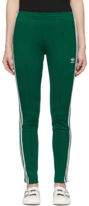 adidas Green SST Track Pants