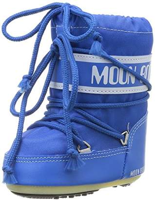 Moon Boot Mini Nylon, Unisex Kids' Standing Baby Shoes,(22 EU)
