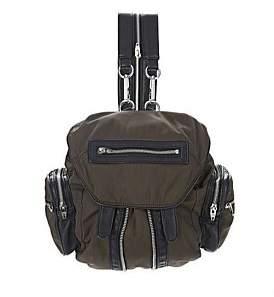 Alexander Wang Marti Military Nylon Backpack
