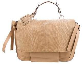Reed Krakoff Python Utility Messenger Bag