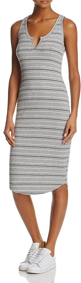 Michelle by Comune Ribbed Tank Dress