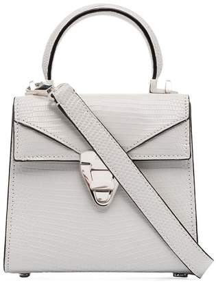 Stalvey Trapezoid top-handle bag