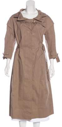 Nina Ricci Long Trench Coat