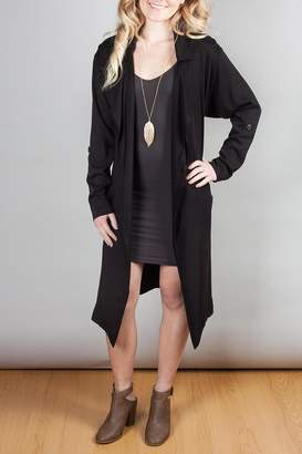 Be Cool Rayon Twill Coat