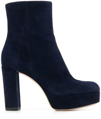 2d625d6022 Gianvito Rossi High Heel Women's Boots - ShopStyle