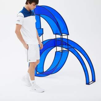 Lacoste Men's SPORT Tech Pique Polo - Novak Djokovic Collection
