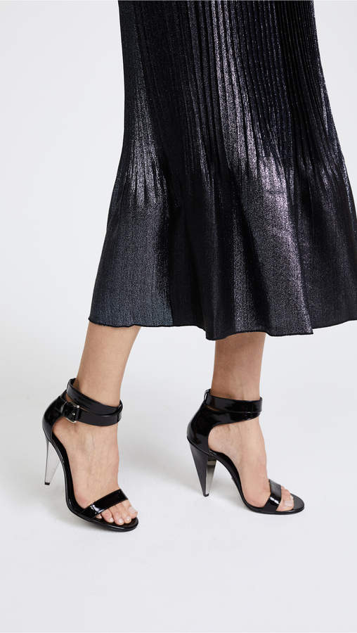 Michael Kors Collection Nikki Wrap Pumps